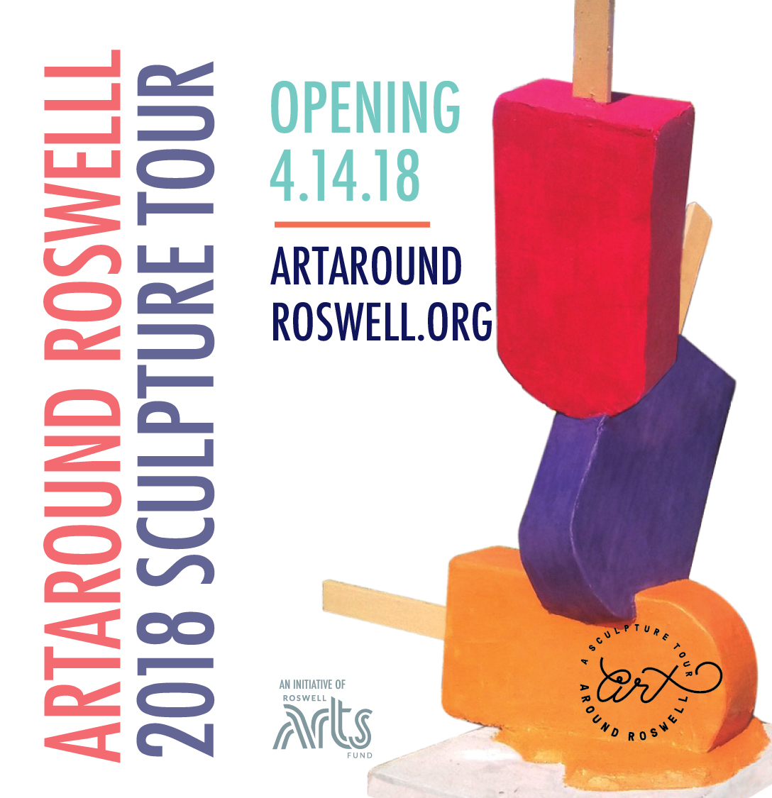 ArtAround Roswell Opening Celebration