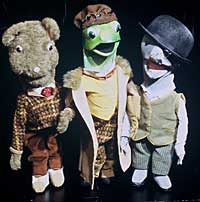 Roswell Summer Puppet series presents: Wind in the Willows