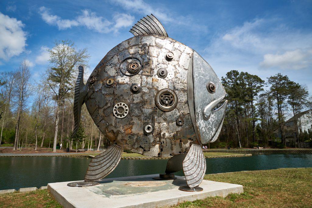 Celestial Fish