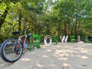 Roswell Bike Rack by Jared Weinstein